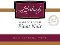 Babich Pinot Noir